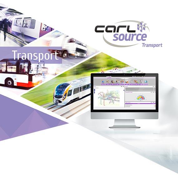 Logiciel de GMAO Transport