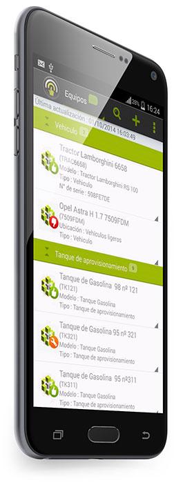 CARL Touch: GMAO móvil